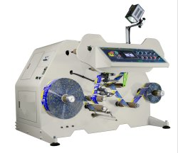 Cantilever Doctoring Rewinding Cum Slitting Machine