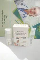 Amoxycillin And Potassium Clavulanate Oral Suspension I.P.