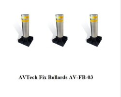 AVTech Fix Bollards AV-FB-03