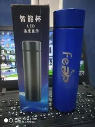 LED Double Wall Hot and Cold Flask