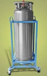 REPUTED BRAND Stainless Steel Dura Cylinders For Liquid Oxygen, For Industrial, 200 Liter