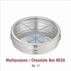 stainless steel Multi Purpose Box-Nexa