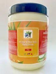Aromablendz Aloe Vera and Orange Skin Nourishing Gel