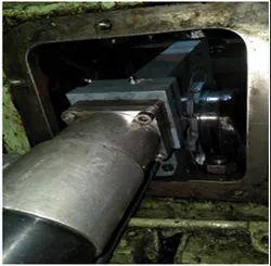Onsite Compressor Crankshaft Grinding