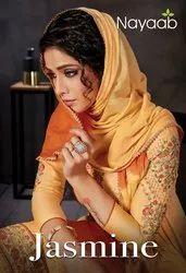 Embroidered Designer Ladies Churidar Suit