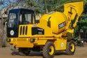Self Loading Concrete Mixer TCE 3000