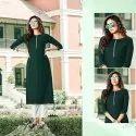 Ladies Stylish Rayon Kurti