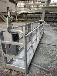 Suspended Wire Rope Platform