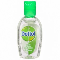Dettol Pocket Hand Sanitizer 50 ML