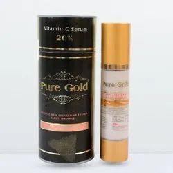 Pure Gold Vitamin - C Serum 20%