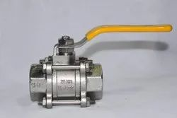 SS High Pressure Ball Valve