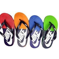 Eva Rubber Printed Men PVC Bathroom Slippers, Size: 7