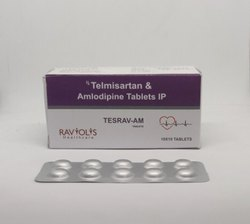 Telmisartan 40 MG Amlodipine 5 MG Tablets