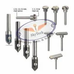 Silver Stainless Steel Diamond Tools