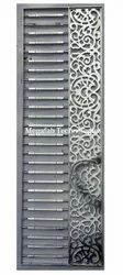 Stainless Steel Decorative Grill