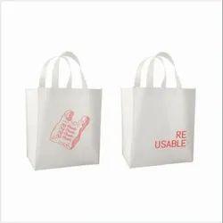 Reusable Stitch Non Woven Tote Bags