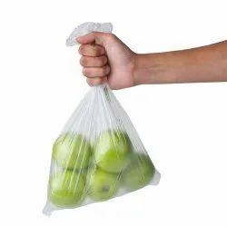 Compostable D Cut Bag
