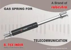 Gas Spring For Telecommunication