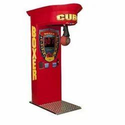 Power Punch Arcade Machine