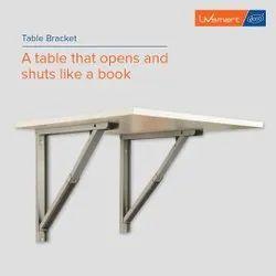 FOLDING TABLE BRACKET EBCO