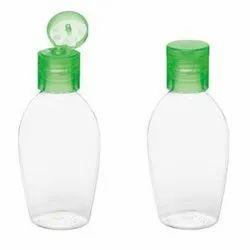 Transparent PET Hand Wash Bottle