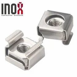 Cage Nuts Stainless Steel