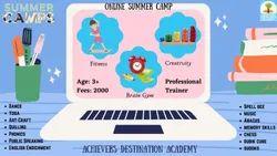 5 April Online Summer Camp in Delhi