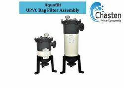 Chasten 50 Hz UPVC Bag Filter Housing