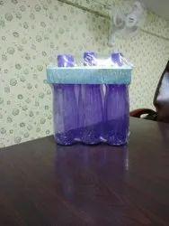 Plastic Water Bottle 1 Ltr