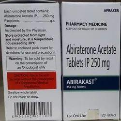Abirakast (Abiraterone Acetate 250mg )