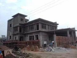 Residential Projects RCC Modular Villa Construction Service