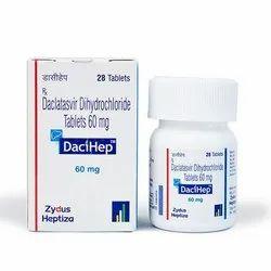 Dacihep 60 Mg Tablet