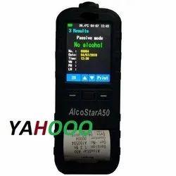 Breathalyzer Alcohol Breath Analyser Alco Star A50