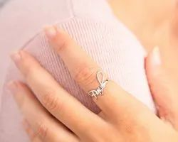 Name Ring, Personalized Name Ring