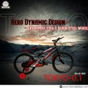 Tokyo-0.1 Kids- Series 16x2.125 ( Red ) / Children Bicycle / Baby Bicycle