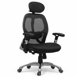 Fabric High Back Executive Chair
