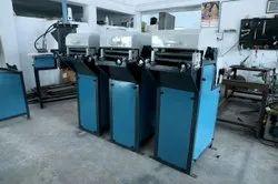 Mild Steel Banana Fiber Extractor Machine