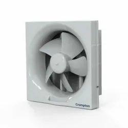 Crompton Brisk Air 250mm Exhaust Fan (White)