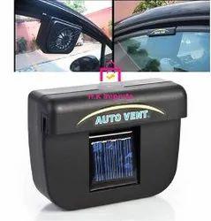 Plastic Black Auto Car Fan