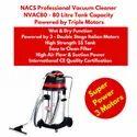 Industrial Vacuum Cleaner With Triple Motor