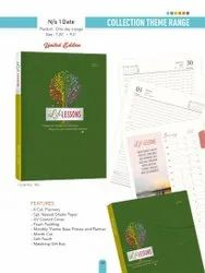 Life Lessons Theme Diary