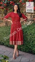 Readymade Party Kurti Collection