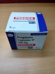 Pregabalin capsule