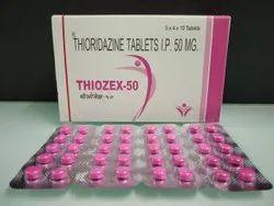 Thiozex Tablets IP 50 mg