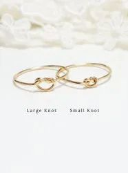 Super Thin Knot Ring