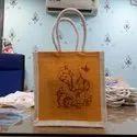 Small jute thamboolam bag