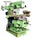 Heavy Duty Universal and Horizontal Milling Machine