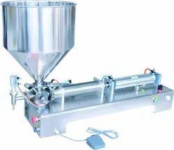 Ginger Garlic Paste Filling Machine