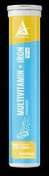 Multivitamin + Iron 100 Effervescent Tablets