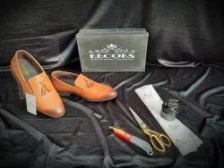 Tan Cut Shoes, Size: 6-10
